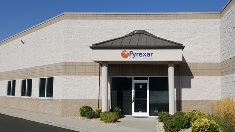 Pyrexar HQ in Salt Lake City